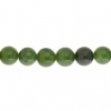 Jade (Canadian) 6mm Round 29pcs Approx